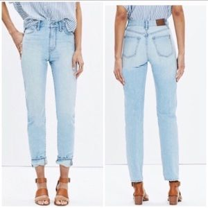 NWOT Madewell Perfect Vintage Jean size 24